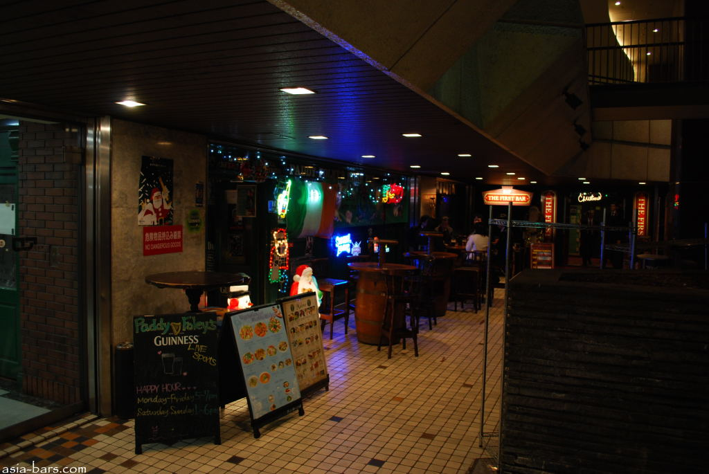 Paddy S Irish Pub And Restaurant