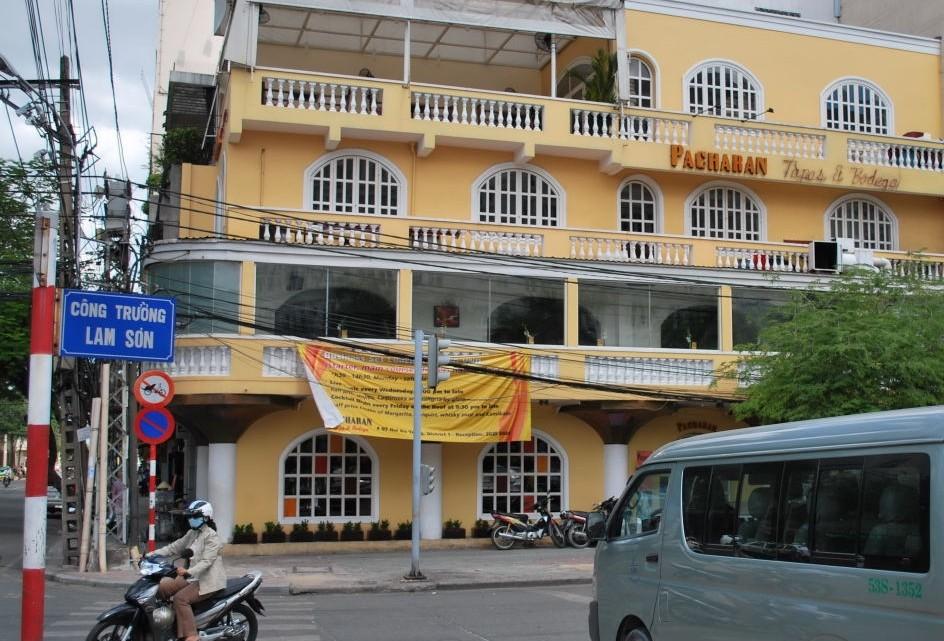 pacharan tapas HCMC