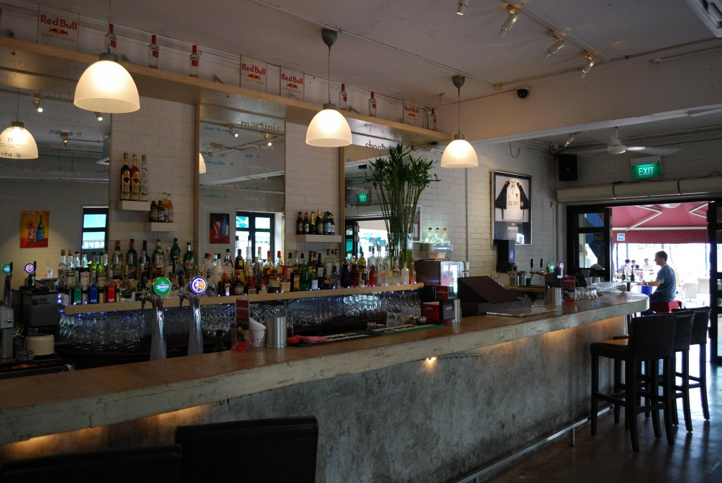 BQ Bar @ Boat Quay