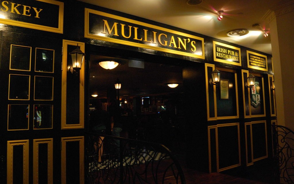 mulligans Singapore