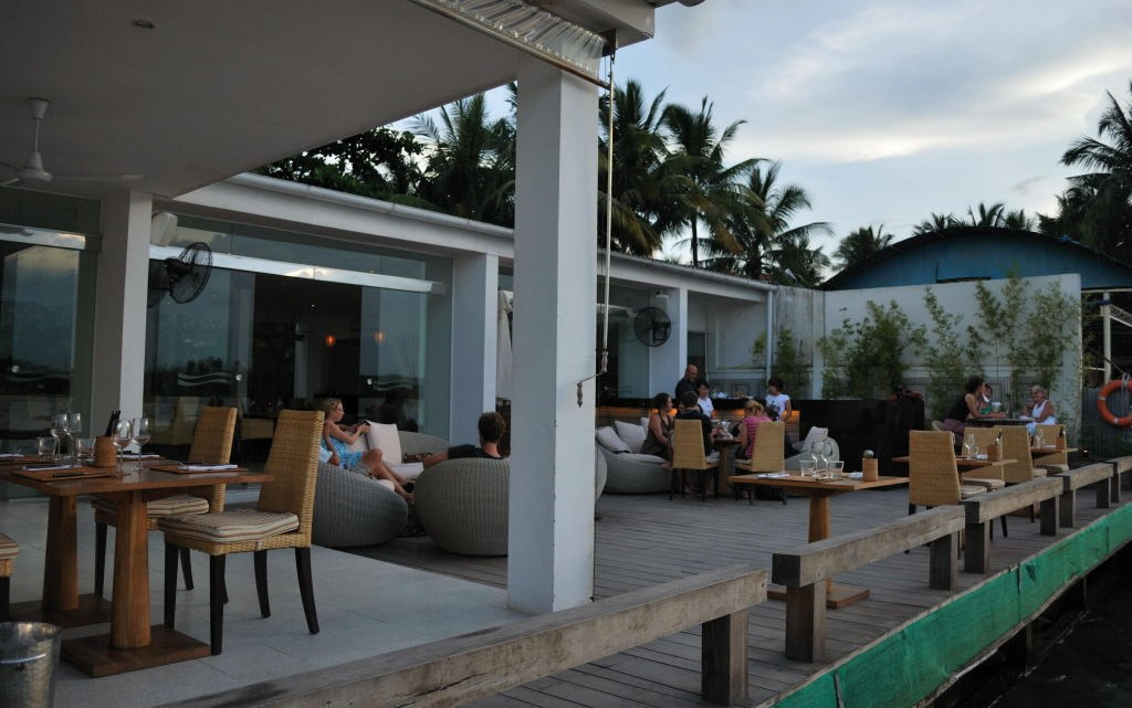 The Deck- cafe bar