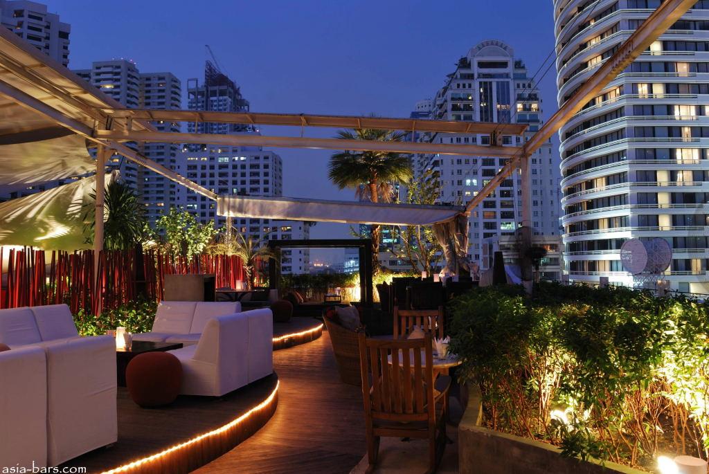 The Nest Bangkok Rooftop Bar amp Restaurant Bangkok