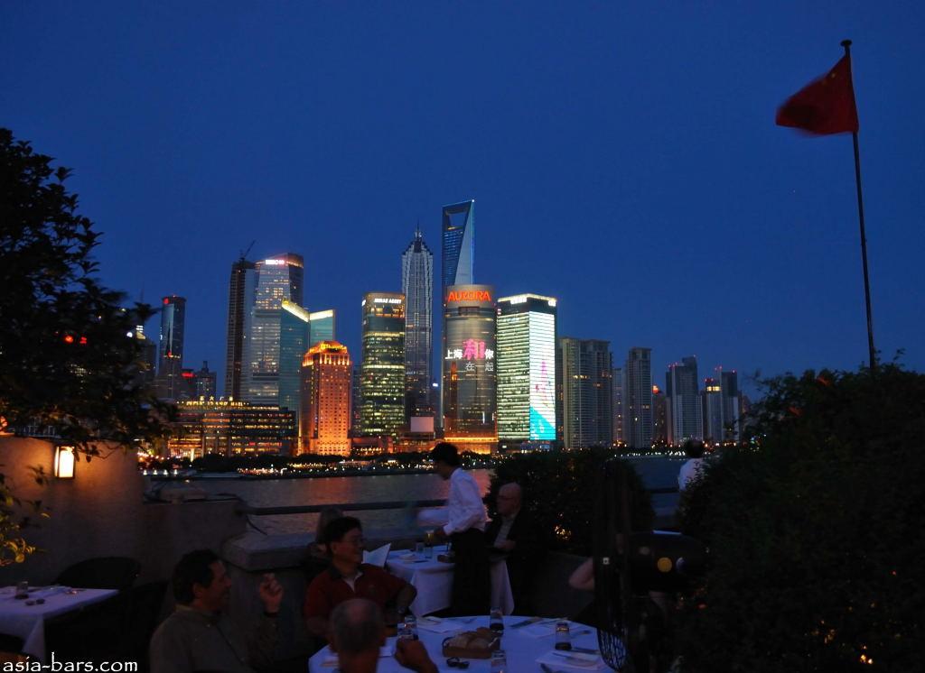 m on the bund shanghai