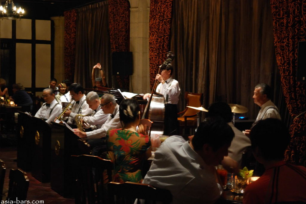 jazz bar shanghai