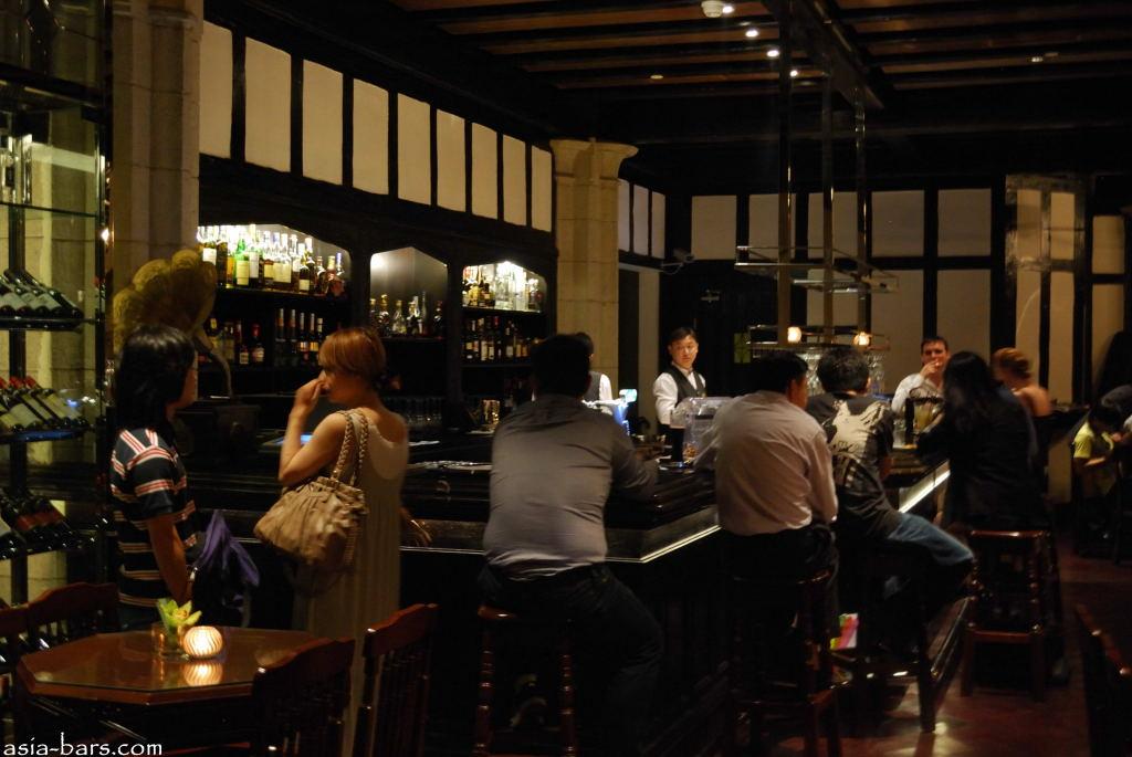 jazz bar shanghai