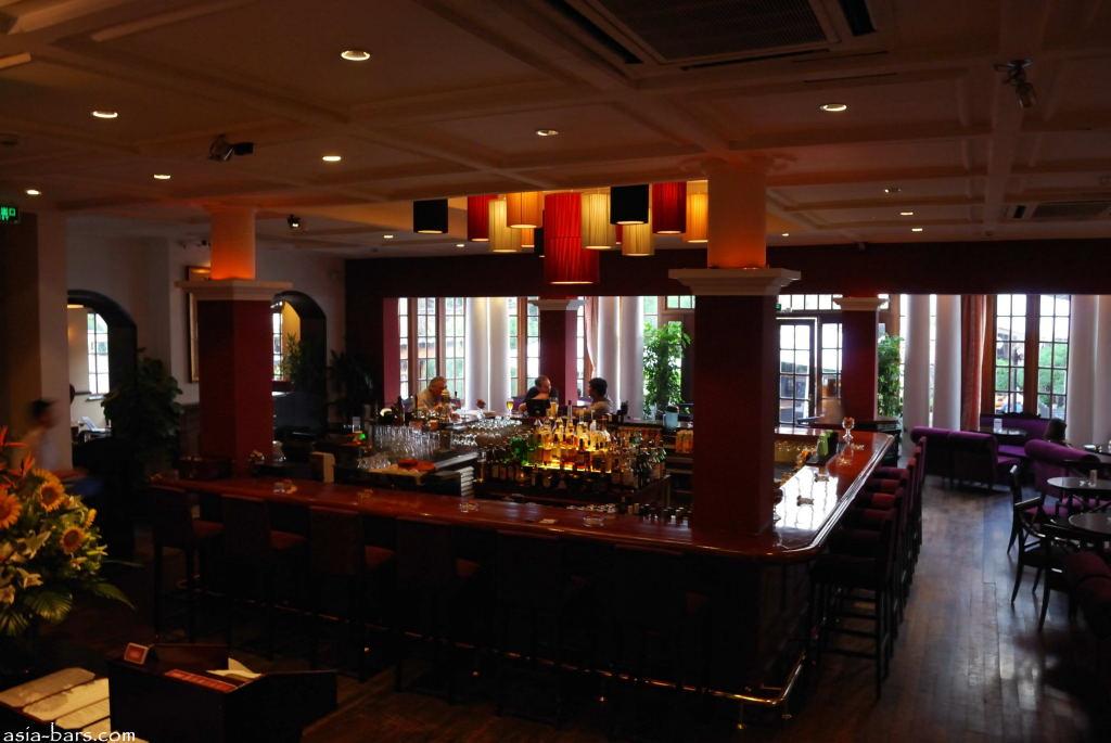 Sasha S Restaurant Amp Bar Shanghai China Asia Bars