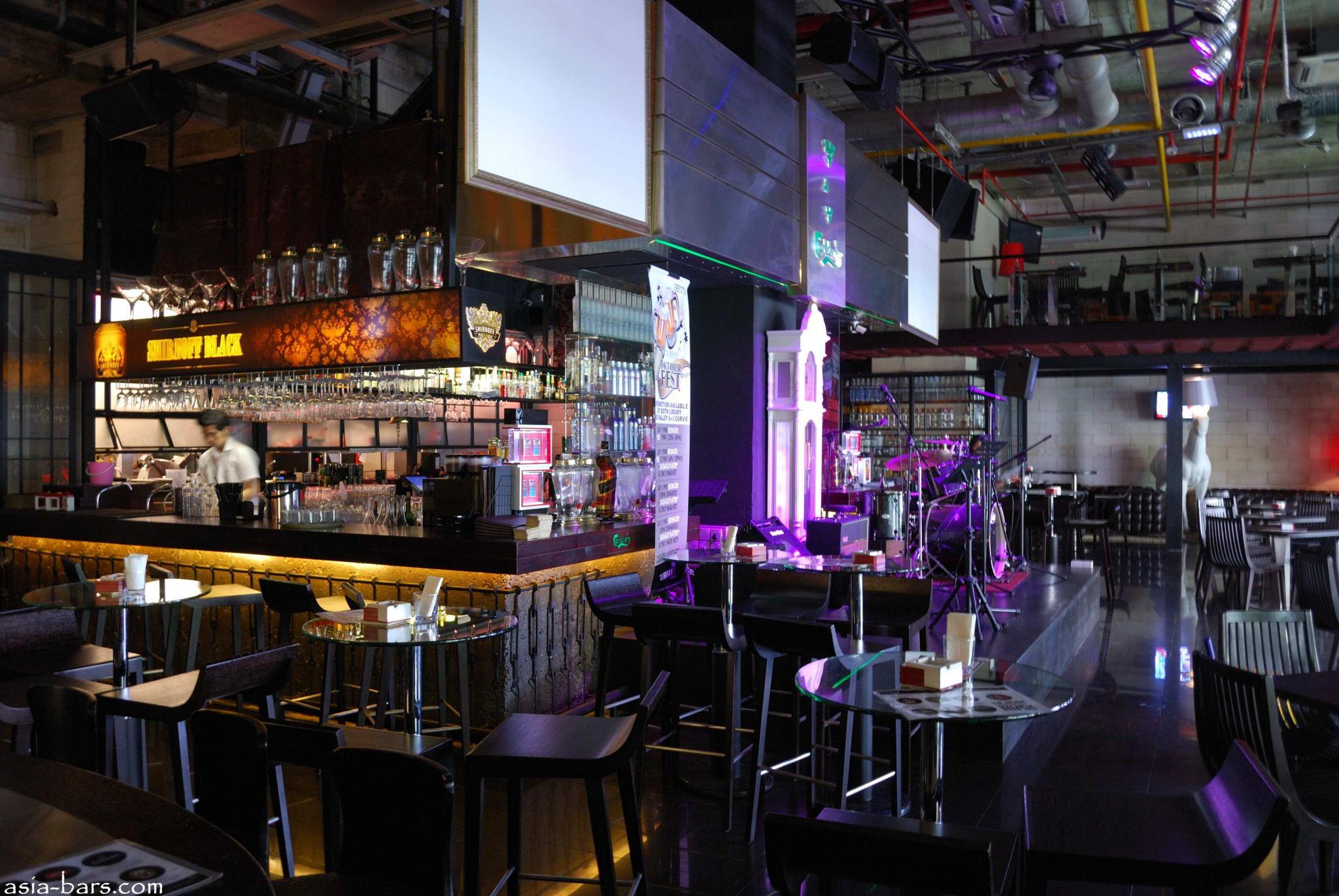The Library New Gastropub In Kuala Lumpur Malaysia