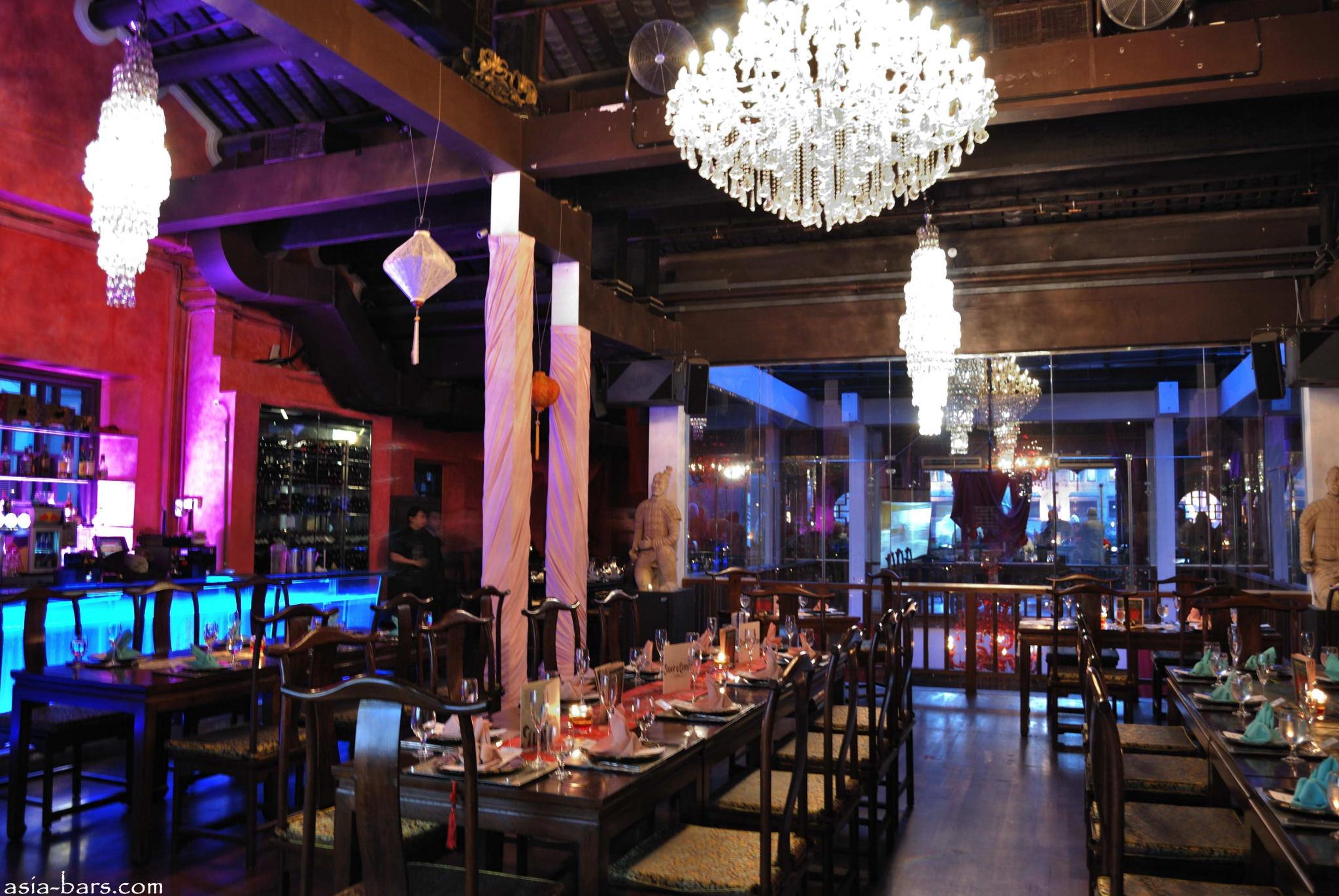 Restaurant Madame Butterfly Indochine Forbidden City