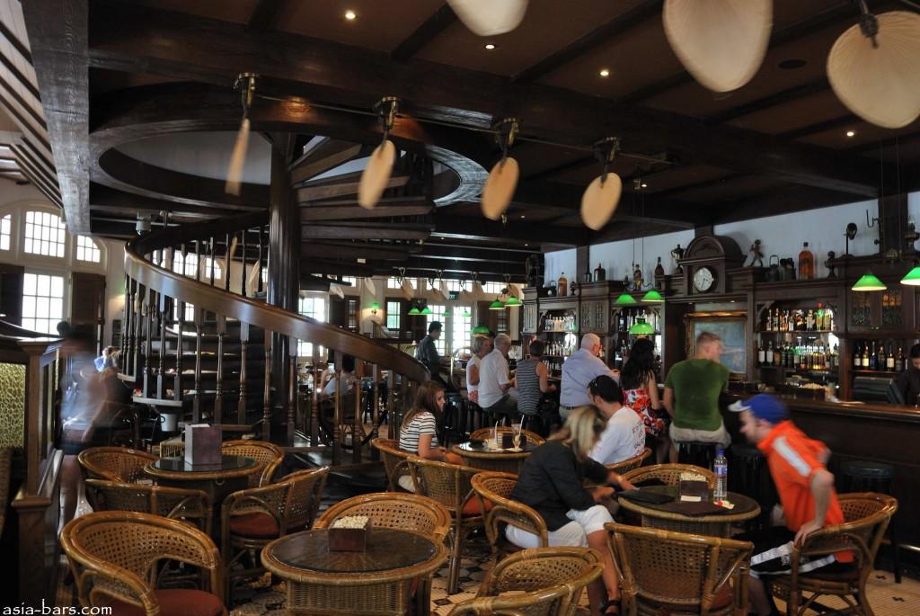 long bar raffles Singapore