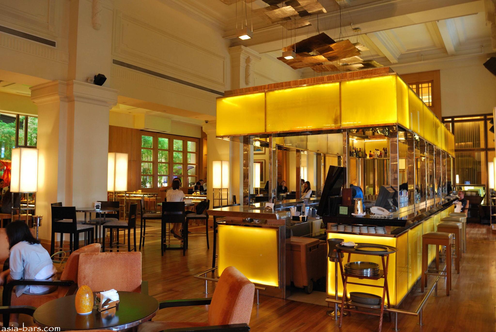 Post Bar The Fullerton Hotel Singapore Asia Bars