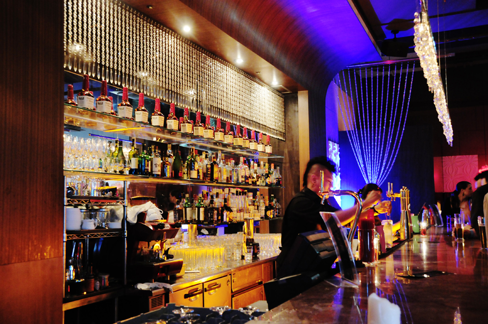 Fifty Seven- stylish bar, lounge and restaurant in Roppongi, Tokyo ...