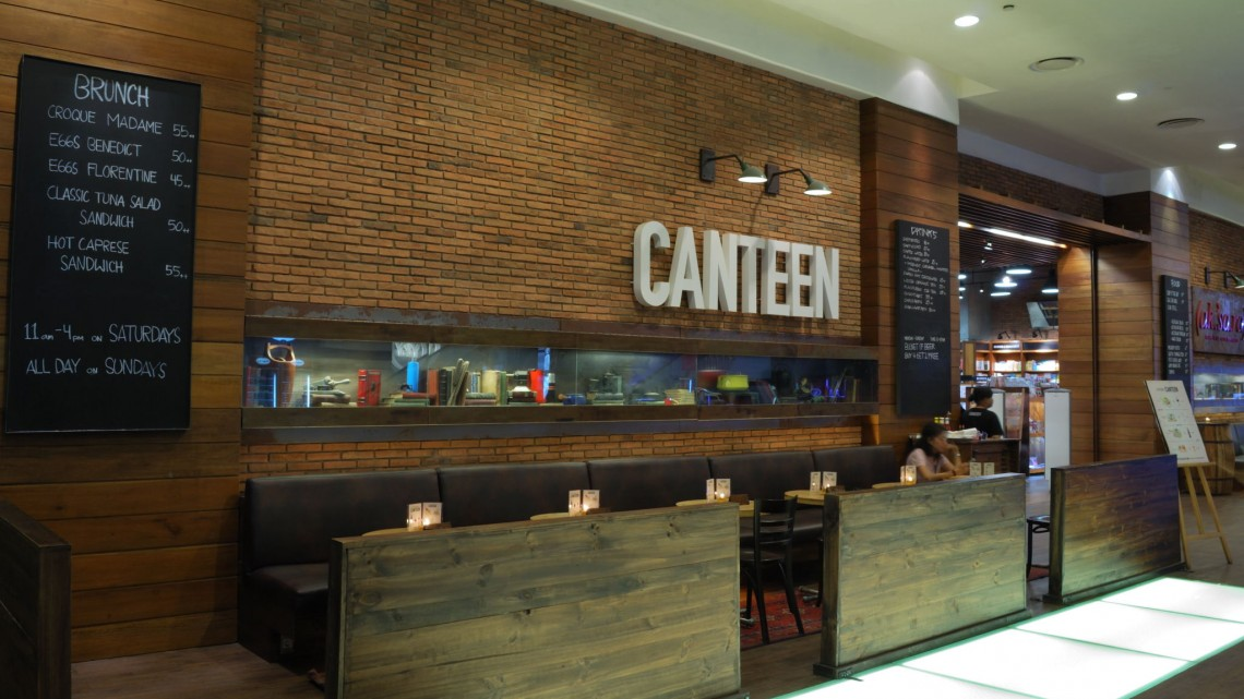 Canteen- Pacific Place