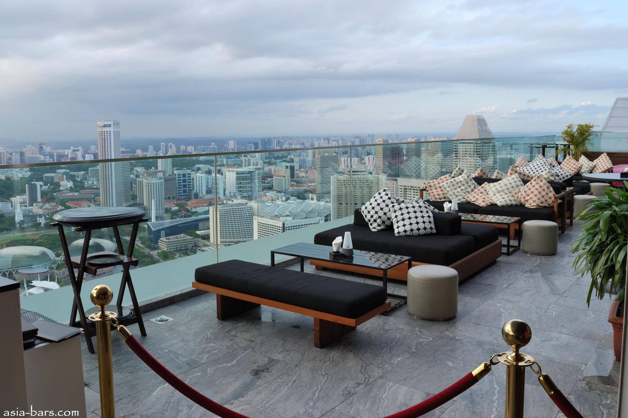 Marina Bay Sands Restaurants And Bars