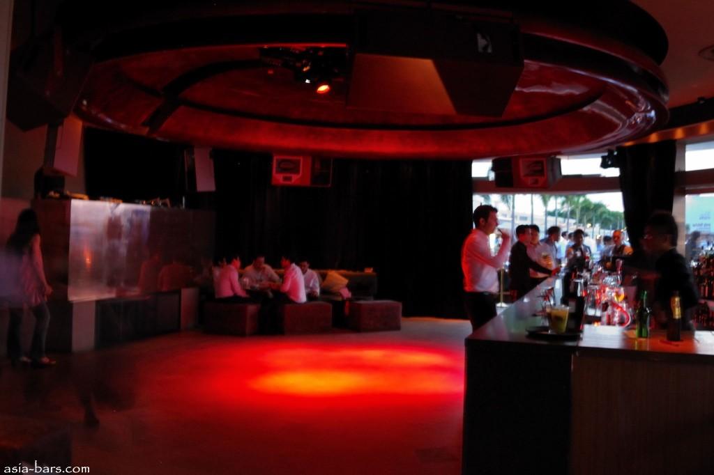 KuDeTa Singapore - Club Lounge