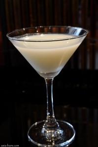 met bar bangkok- signature C3 martini
