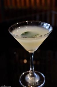 met bar bangkok- signature Tom yumtini cocktail