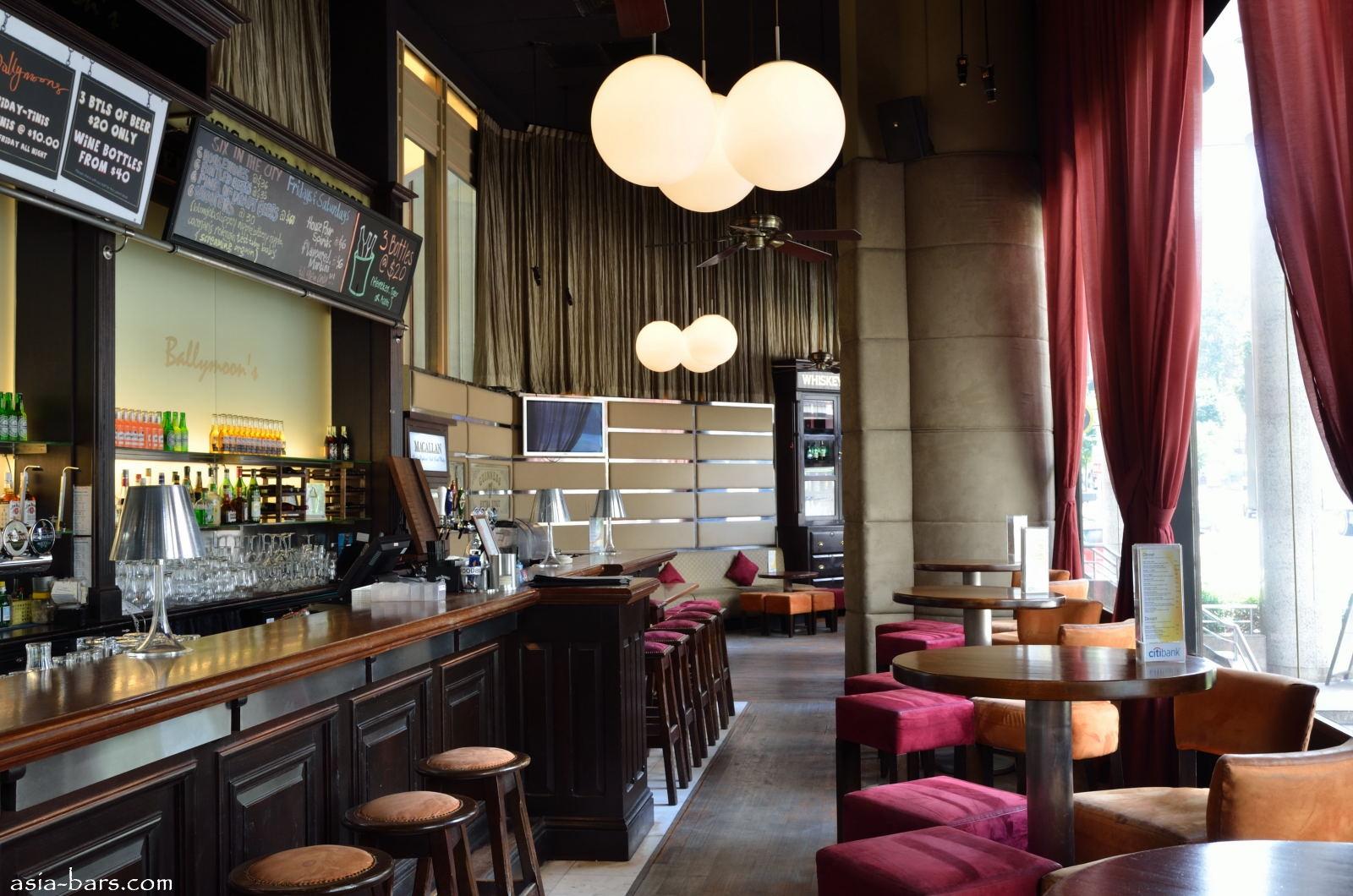 Ballymoon S Spirits Bar Contemporary Irish Bar And Lounge