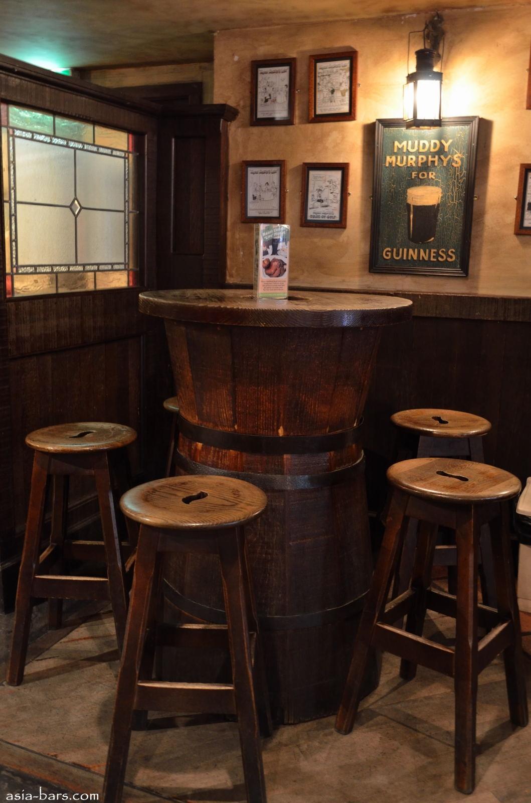 Muddy Murphy S Irish Pub Authentic Irish Pub In The Heart