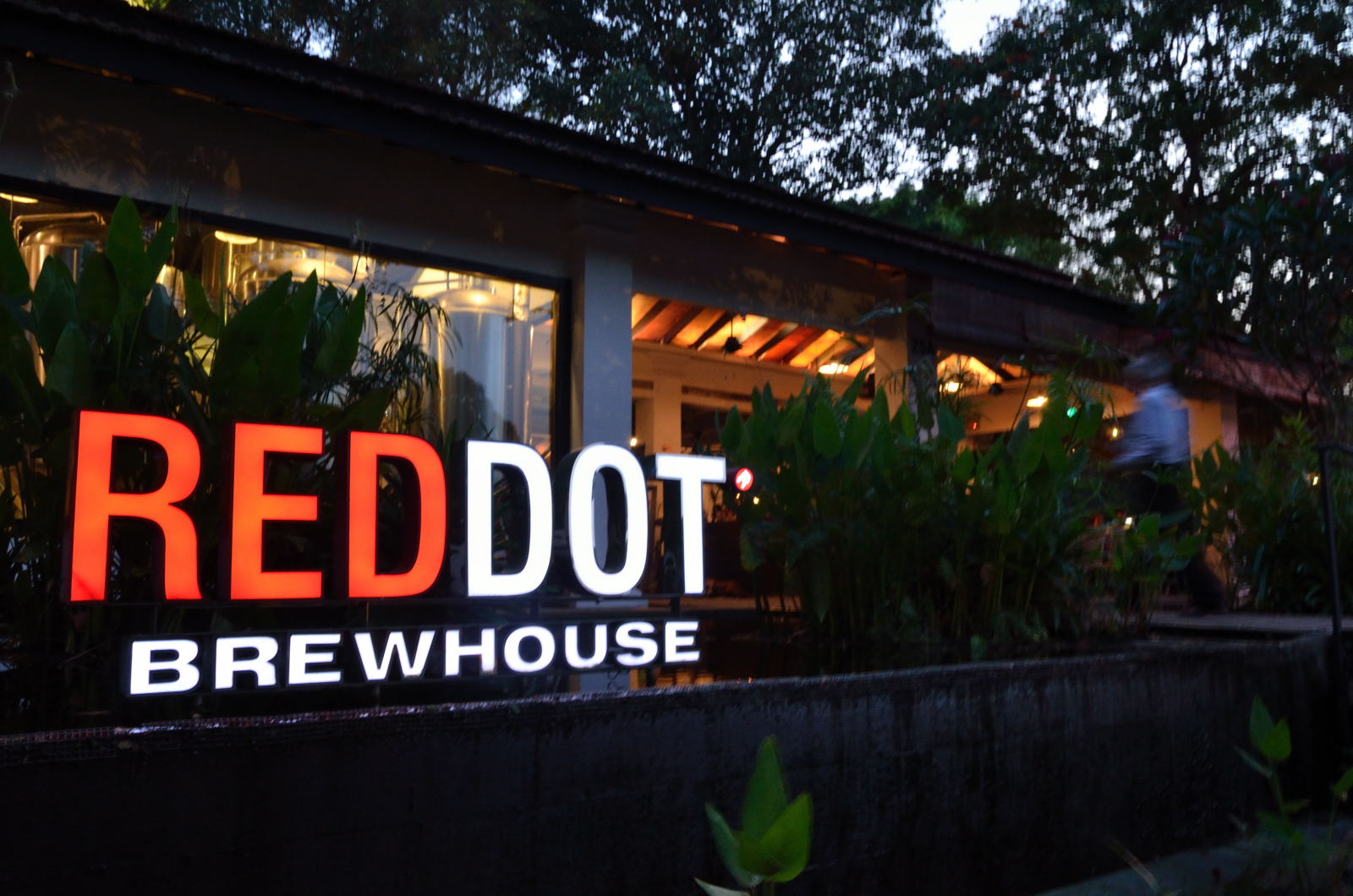 Reddot Brewhouse Micro Brewery Amp Restaurant Excellence In