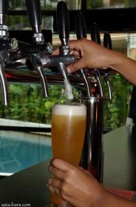 full moon brewwork- oriental wheat beer