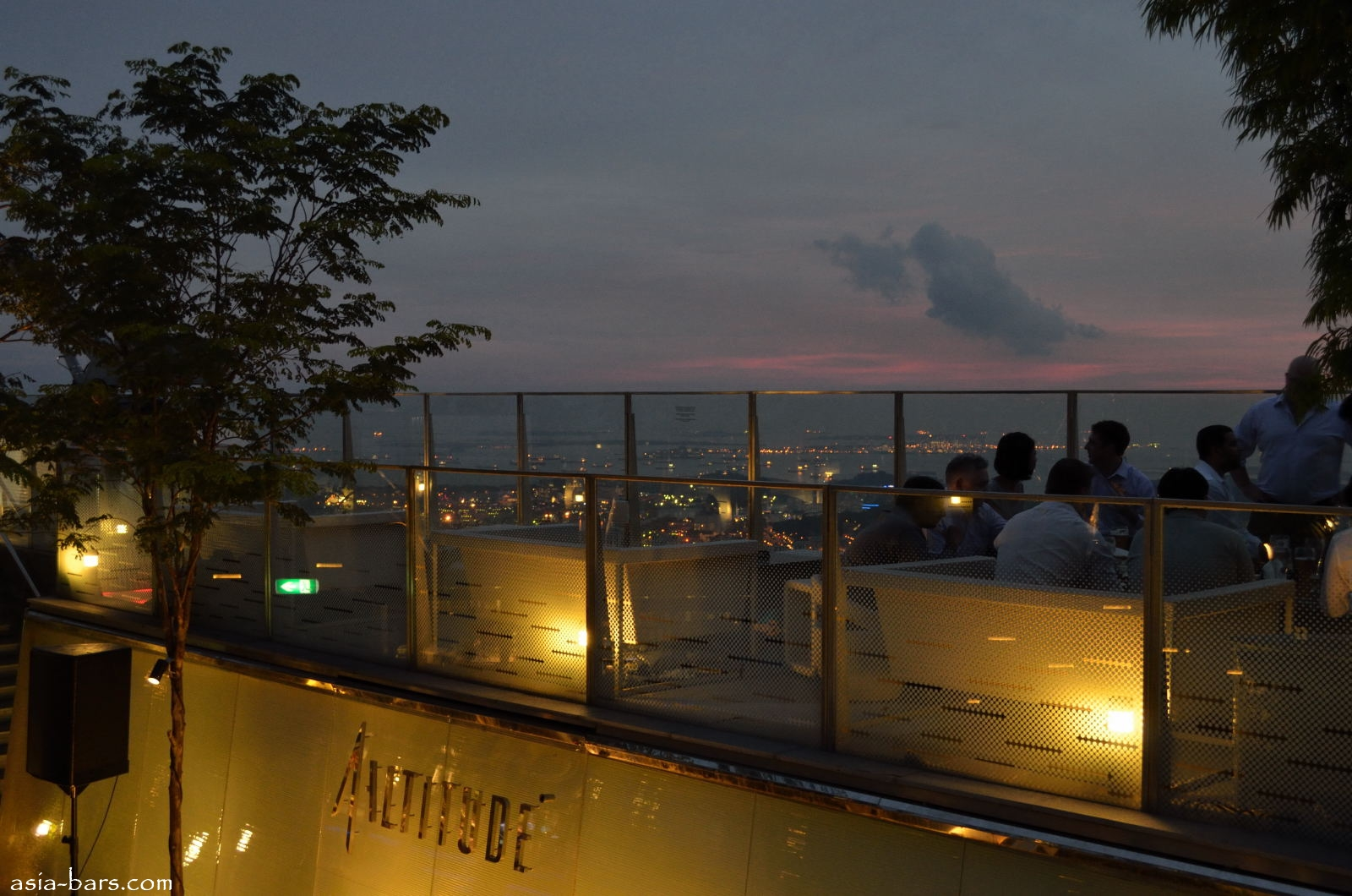 1 Altitude Gallery Amp Bar Reaching New Heights In
