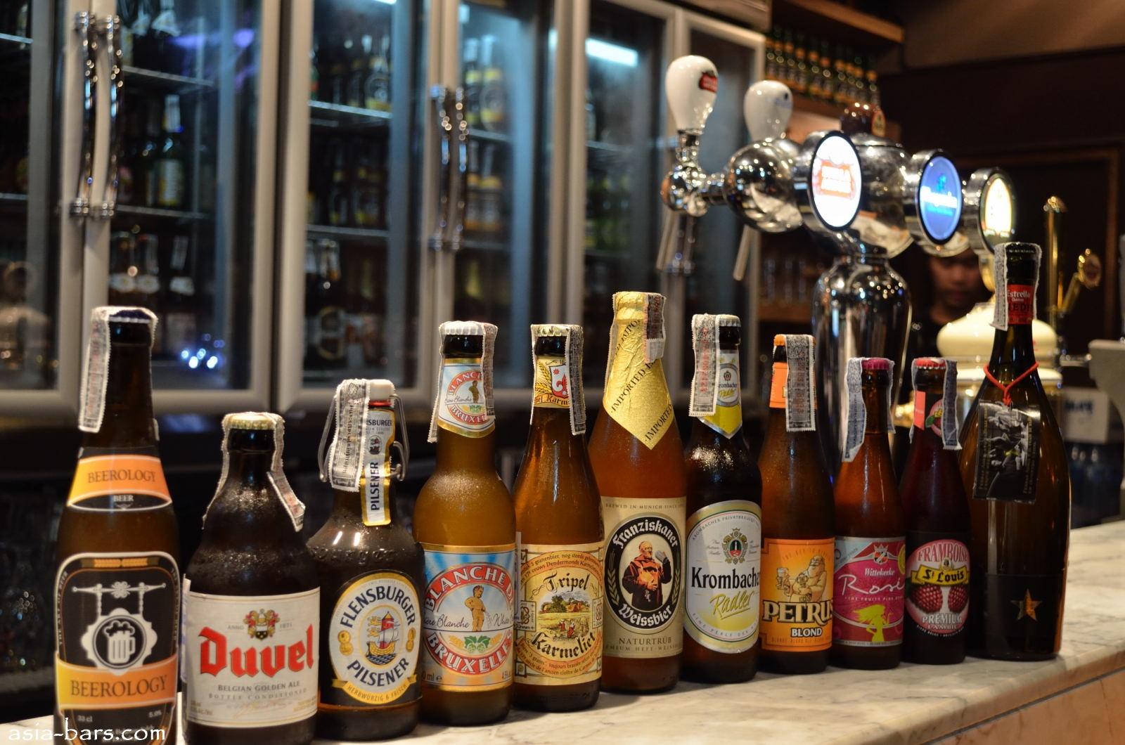 Beerology New Boutique Beer Bar At Crystal Design Centre