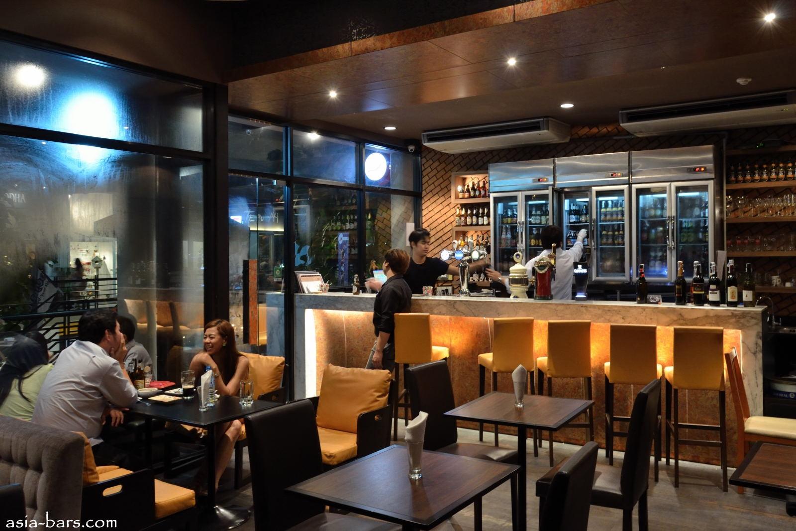Beerology New Boutique Beer Bar At Crystal Design Centre Adding