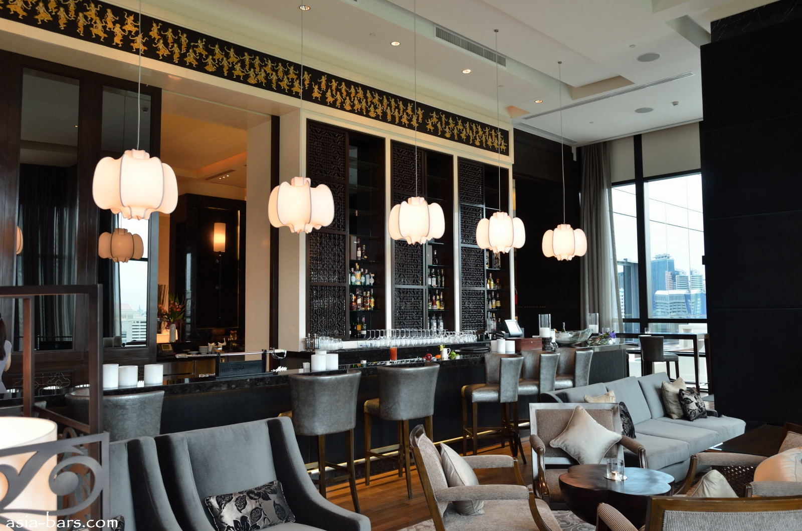 Martin Archer St Regis Bar Bangkok Refined Elegance Of