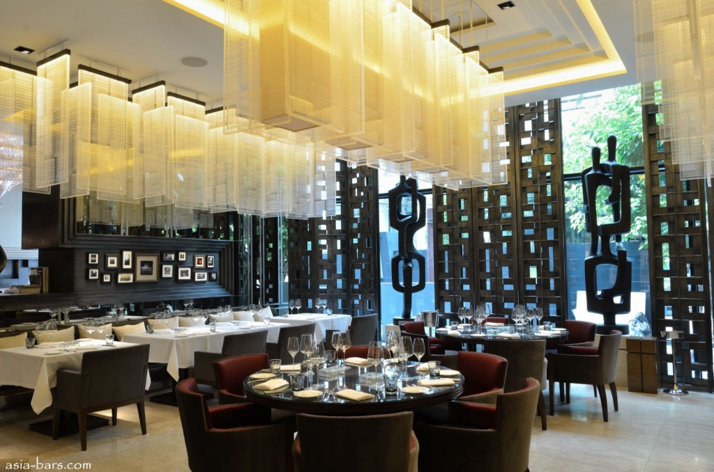 Jojo main dining room  st regis bangkok