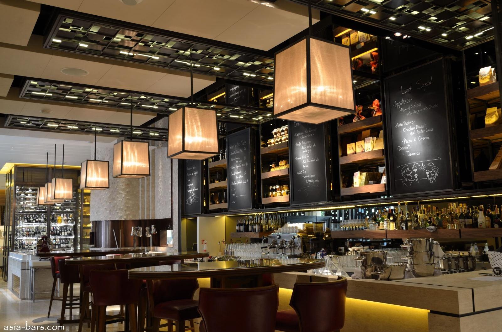 Jojo Lifestyle Italian Restaurant Amp Bar At The St Regis
