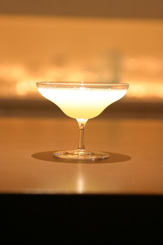 golden pear martini