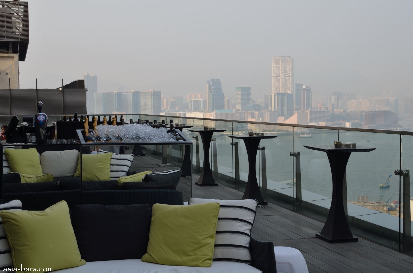 Sevva In Hong Kong Luxurious Restaurant And Terrace Bar