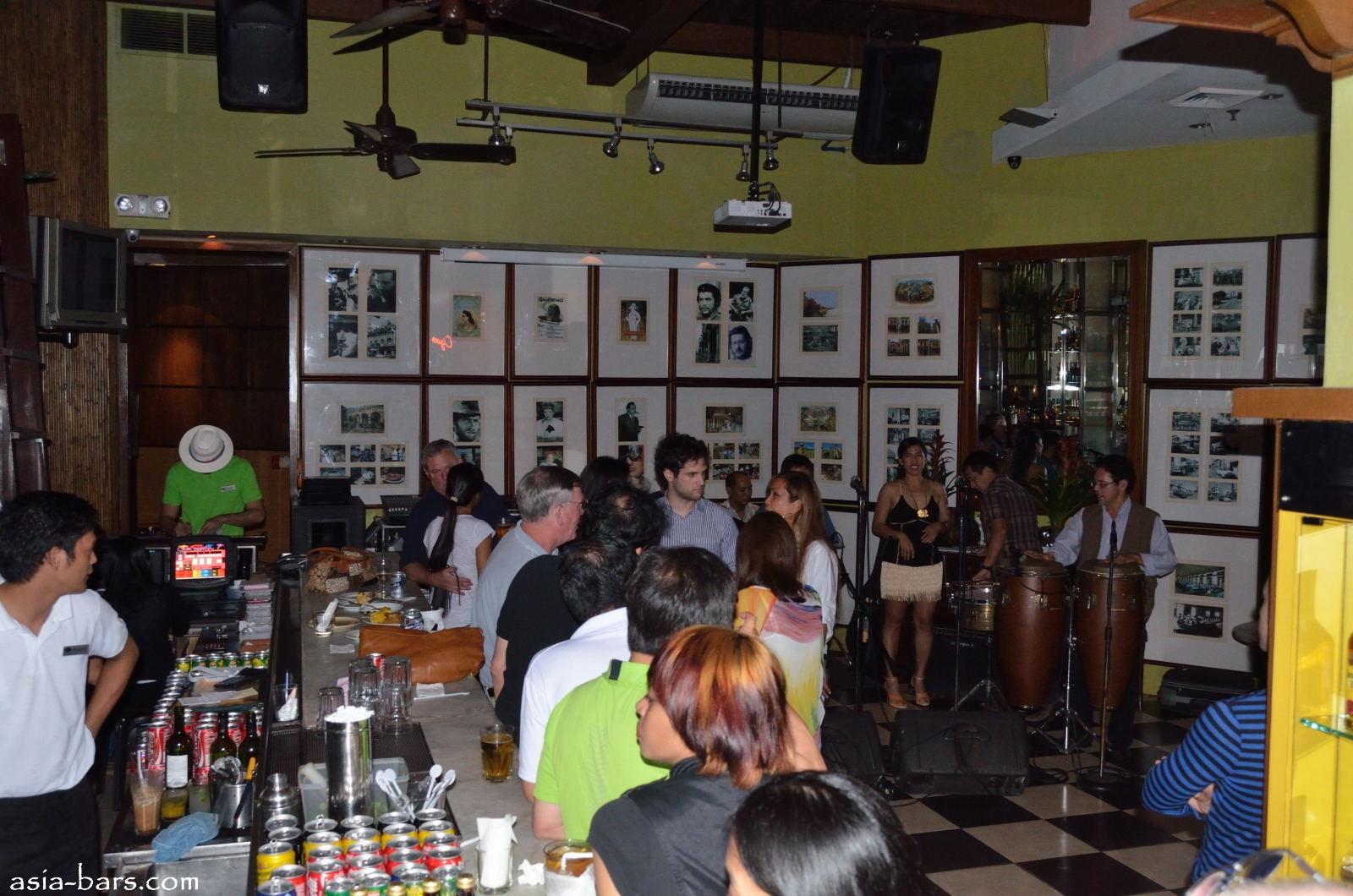 Cafe Havana Greenbelt Opening Hours