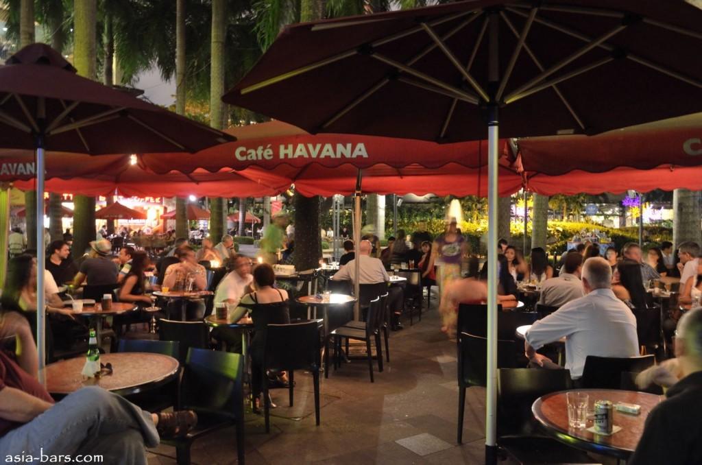 Cafe Havana Greenbelt Menu