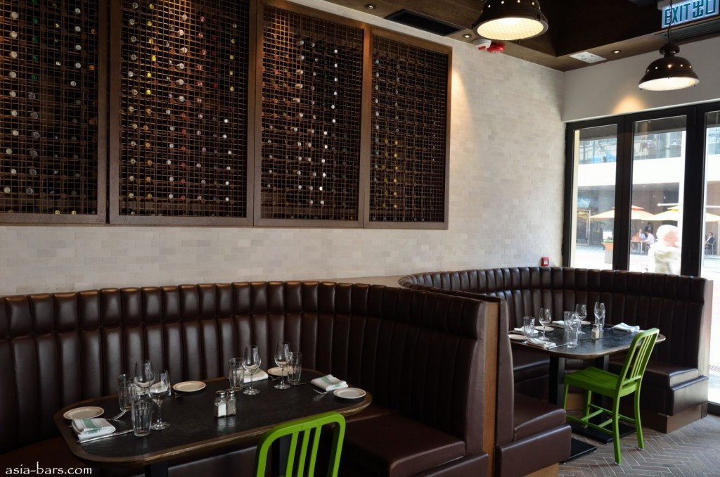 The News Room New Hong Kong Quot Contemporary Bistro Style
