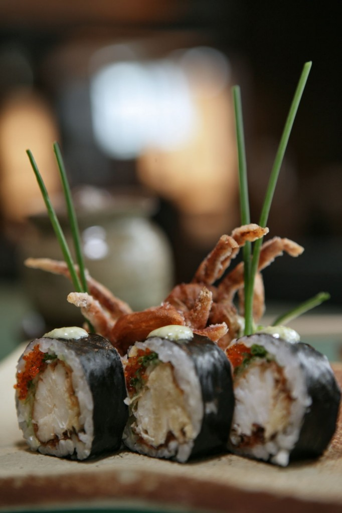 Kyabia Japanese Restaurant Menu