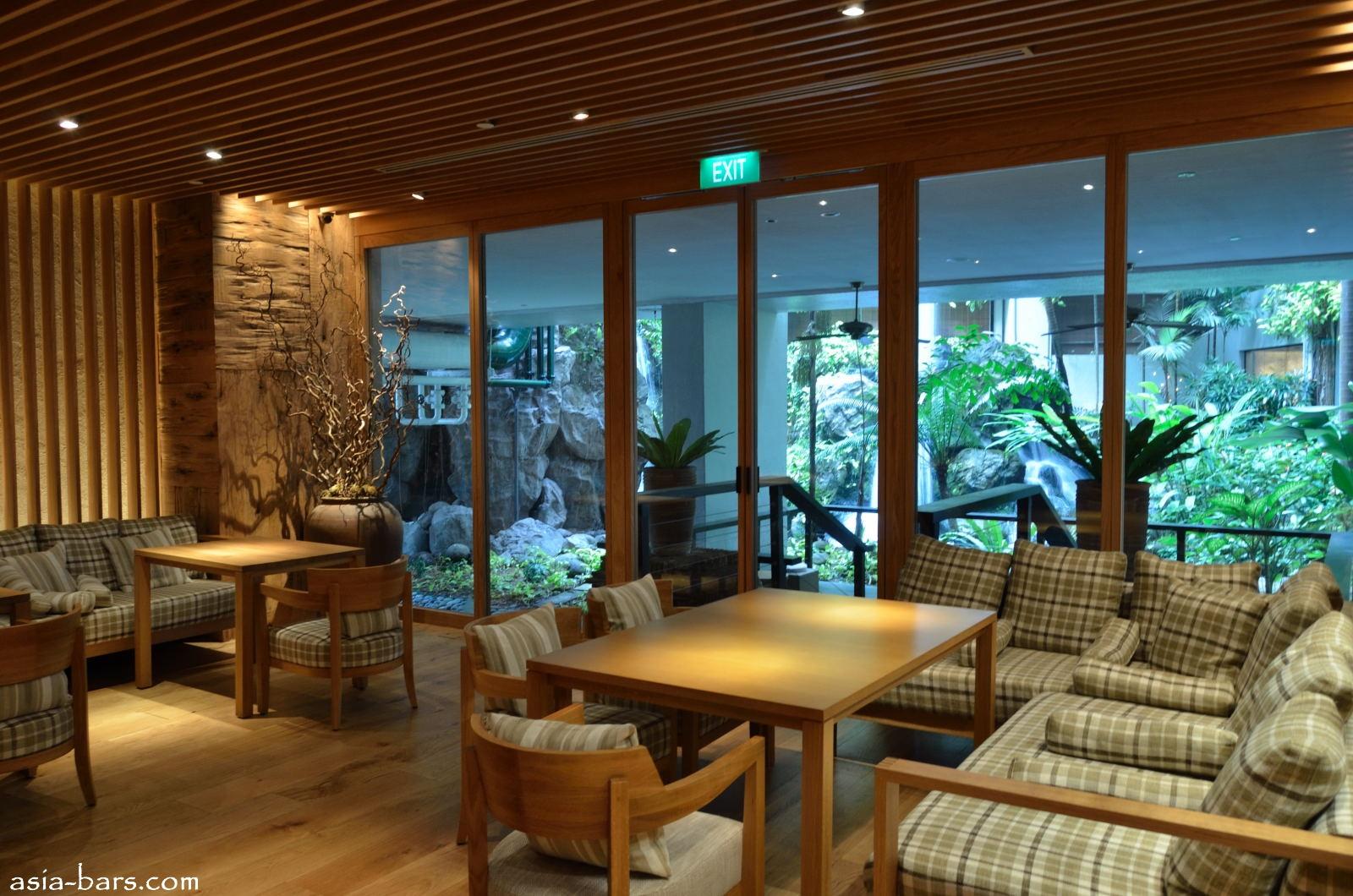 10 Scotts Grand Hyatt Singapore Contemporary