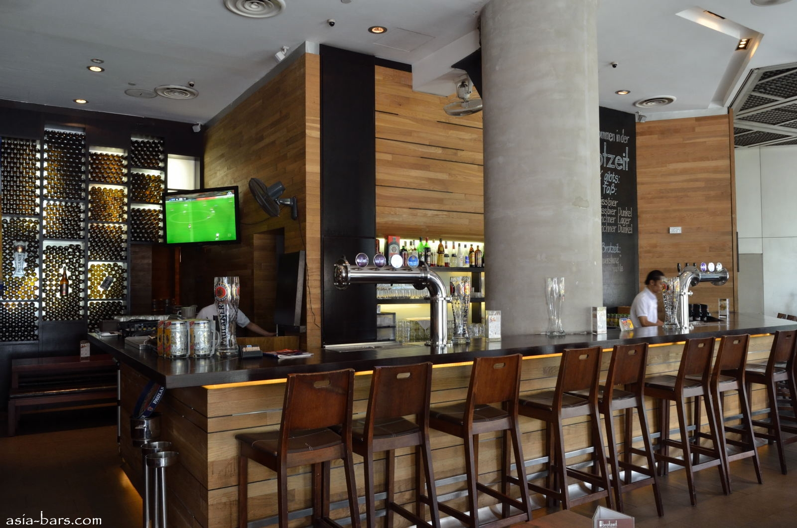 Brotzeit German Bier Bar Amp Restaurant At Raffles City In