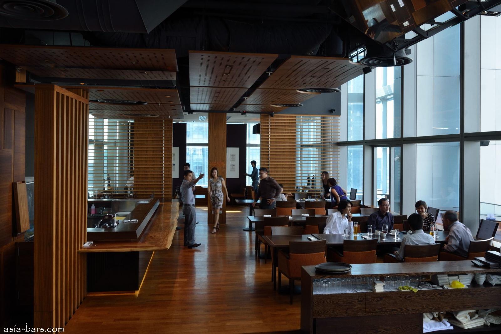 Level 33 Craft Brewery Restaurant Amp Lounge Marina Bay