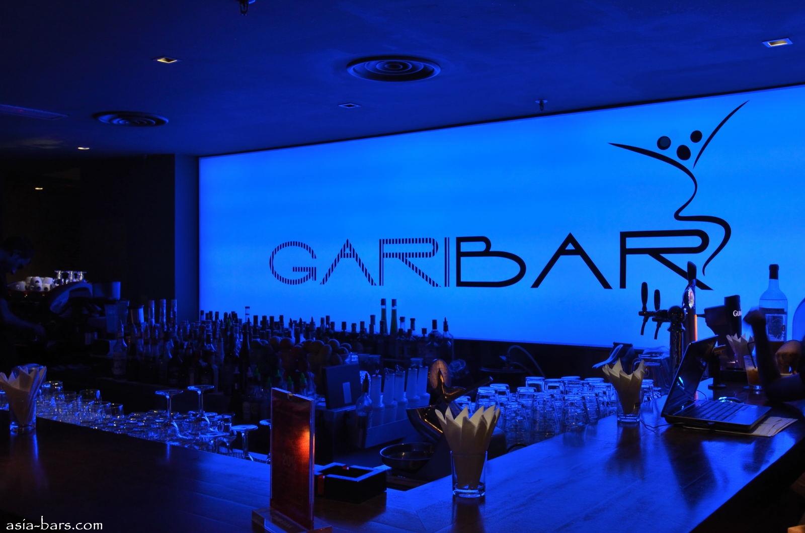GARIBAR- fashionable lounge & bar in Kuala Lumpur- adding a buzz ...