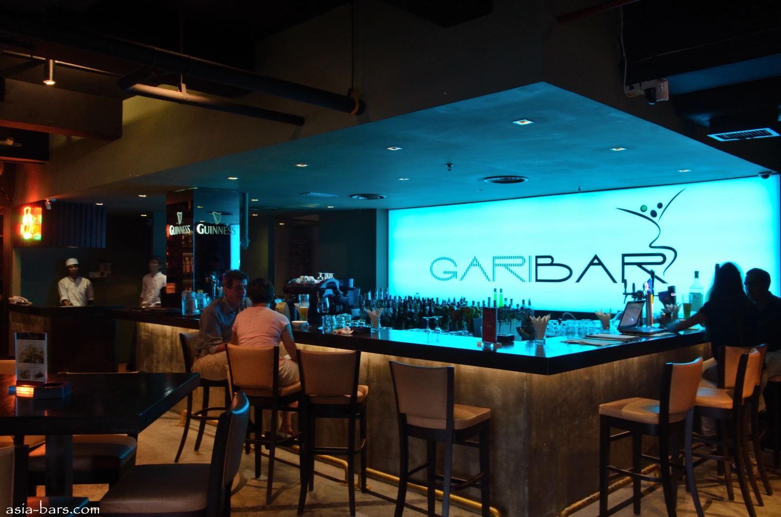 GARIBAR fashionable lounge & bar in Kuala Lumpur adding a buzz to Bangsar nightlife