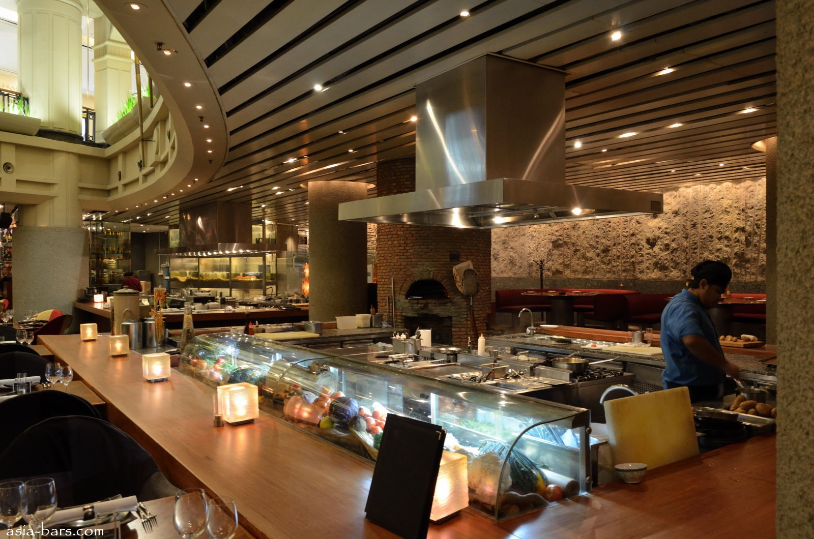 Shook! at Starhill Gallery in Kuala Lumpur- sumptuous east-west fusion dining- with four ...