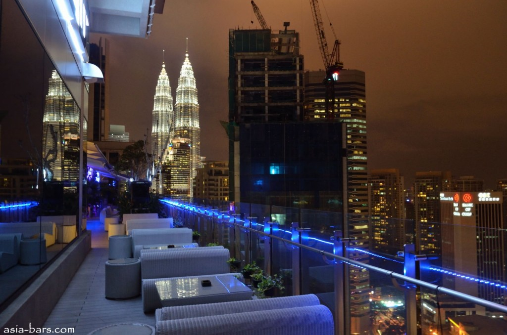 view rooftop kl