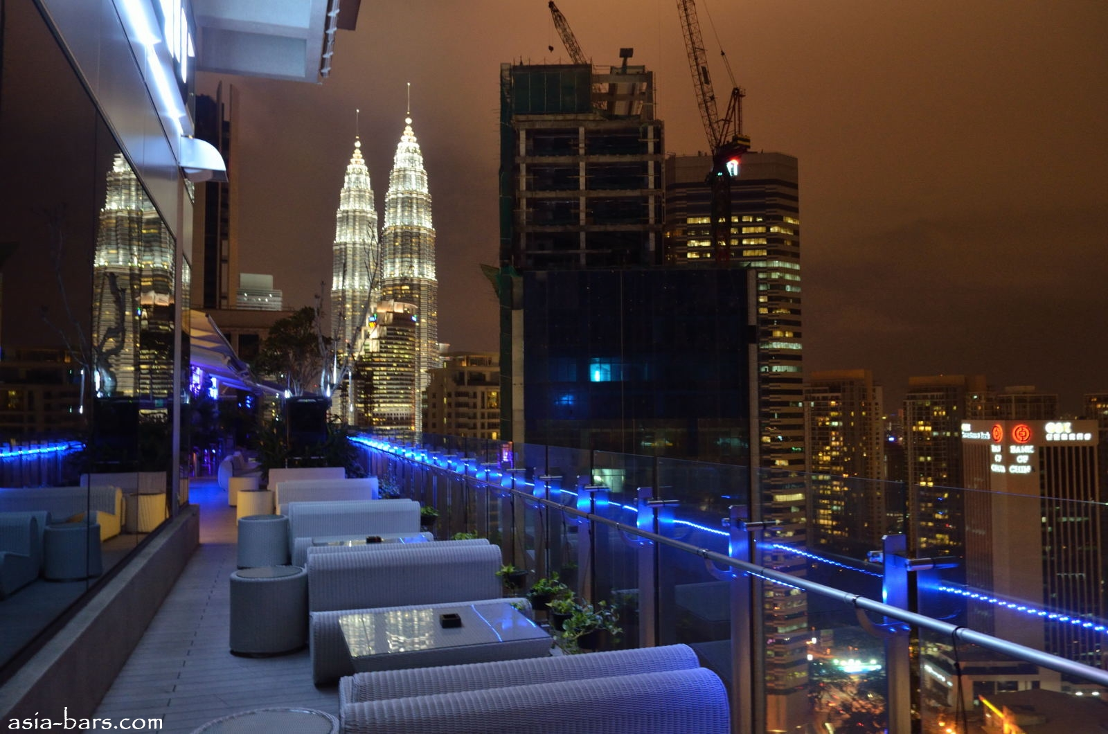 VIEW Rooftop Bar in Kuala Lumpur- adding an elevated dimension to KL ...