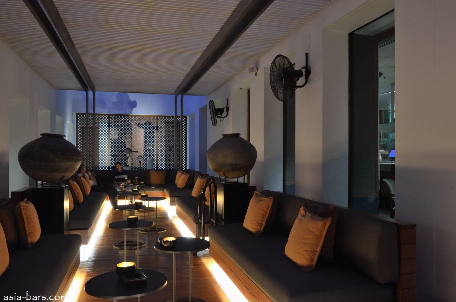 The Zuk Bar At The Sukhothai Bangkok Serene Elegance At