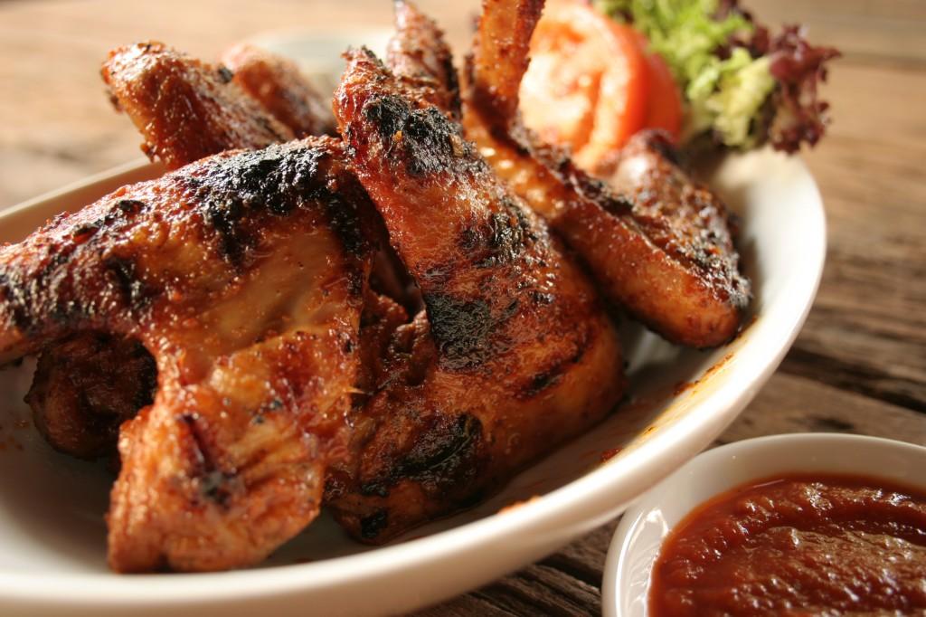 havana Cajun Chicken Wings