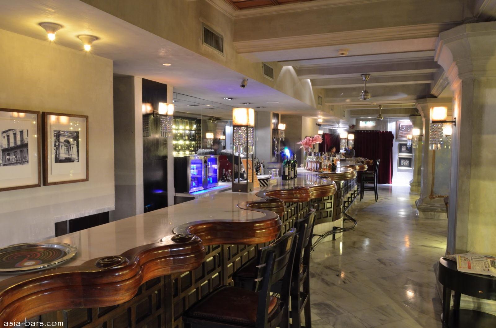 Qba Latin Bar Amp Grill The Westin Kuala Lumpur Grand