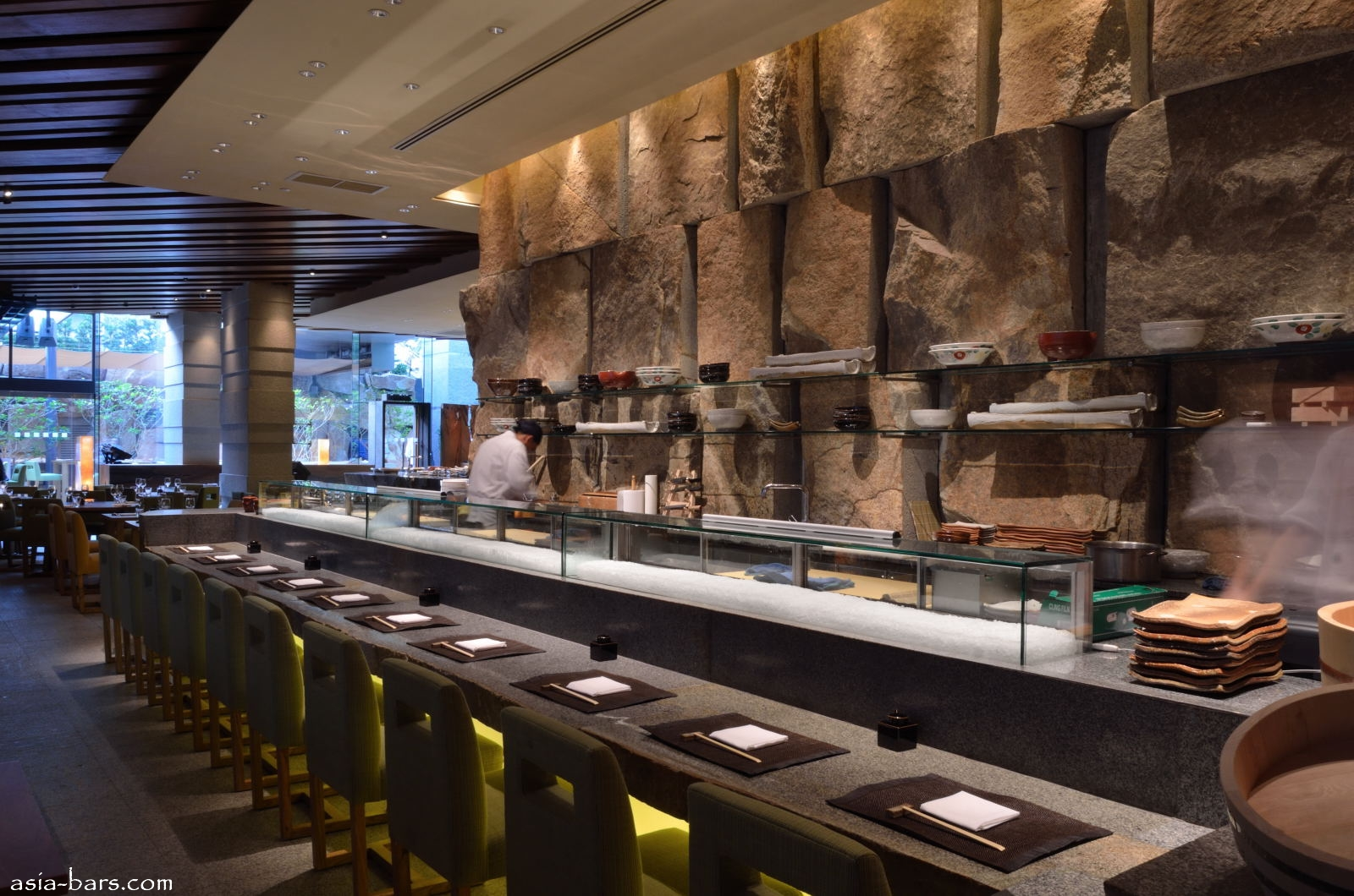 Restaurant Interior Design Bangkok : Zuma bangkok globally acclaimed restaurant group opens