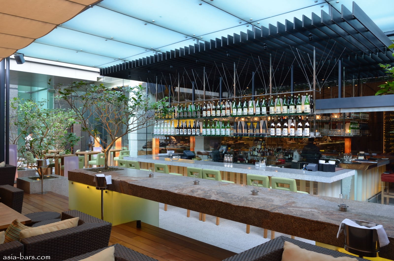 Zuma bangkok globally acclaimed restaurant group opens