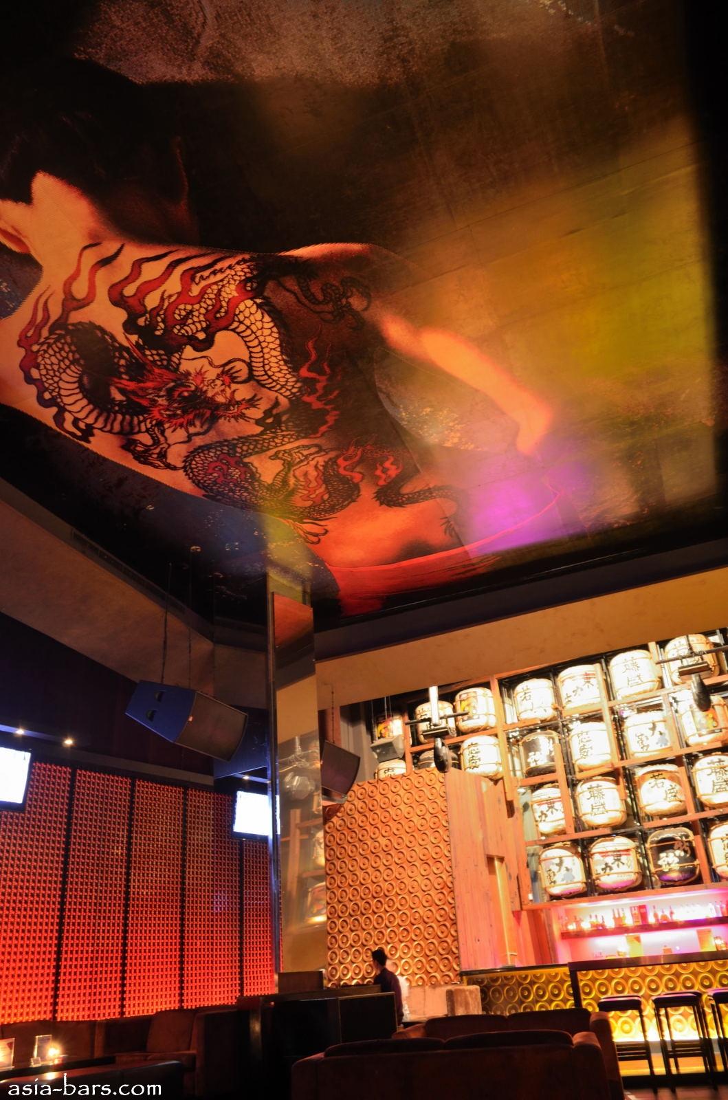 Blowfish Kitchen Amp Bar Contemporary Japanese Dining